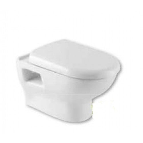 Eastbrook Lisbon II Wall Hung WC Suite & Soft Close Seat