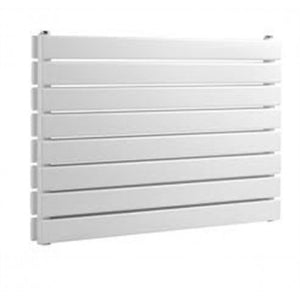 Reina Rione Double Designer Radiator 550mm X 1000mm White