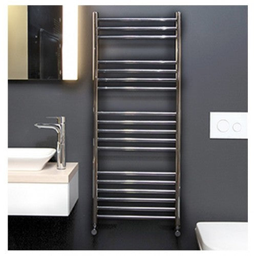 Vogue UK Chube Stainless Steel Towel Rail 1200 X 300mm