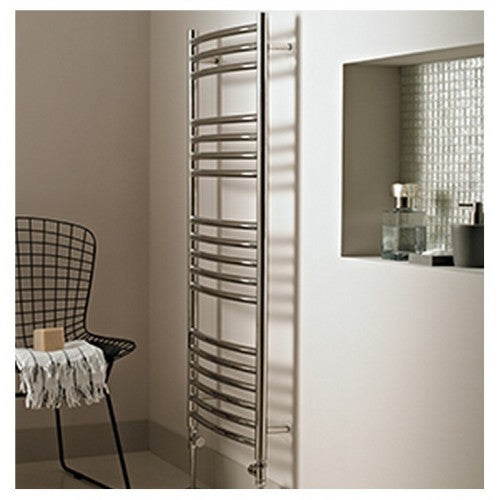 Vogue UK Kerve Stainless Steel Towel Rail 1600 X 600mm