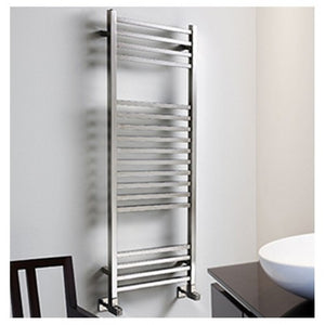 Vogue Rubik Stainless Steel Contemporary Heated Towel Rail