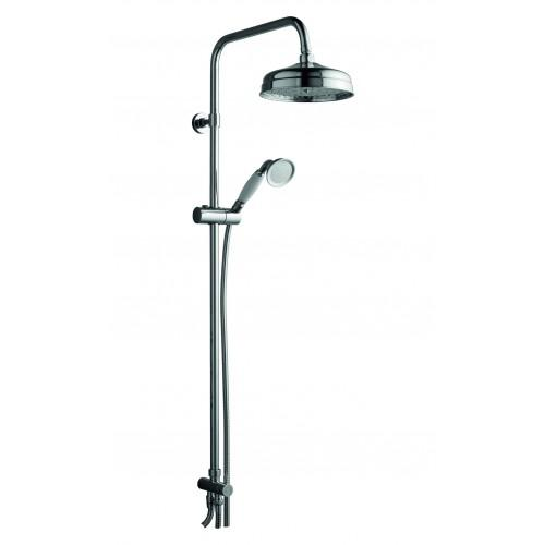 ALLIANCE MELROSE OVERHEAD SHOWER KIT AND HAND SHOWER