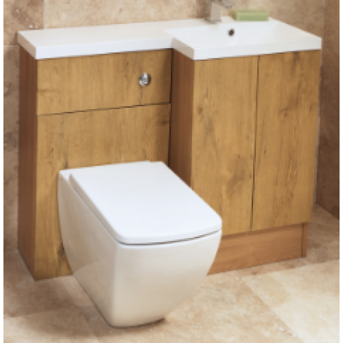 Woodstock Modulus R/H Combi Furniture Pacific Oak