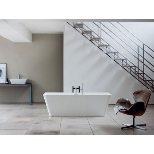 Clearwater Patinato natural stone bath