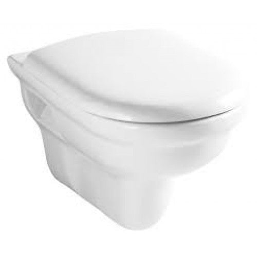 Eastbrook Pluton Wall Hung WC Pan Suite