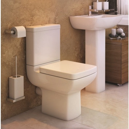 Pure 4 Piece Bathroom Suite