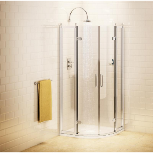 Burlington 800mm Quadrant Shower Enclosure