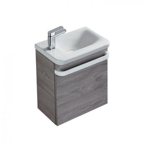 Ideal Standard Tonic II 450mm Guest Washbasin Unit