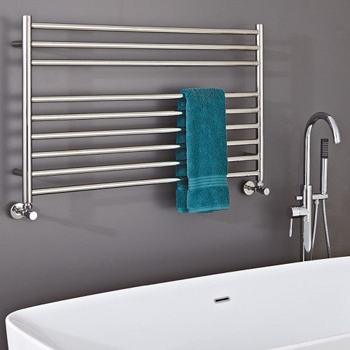 Phoenix Zonta Stainless Steel Towel Rail 800 x 1000mm