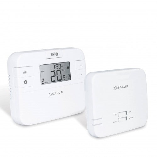 Salus RT510RF Wireless Programmable Room Thermostat & Receiver