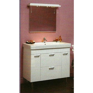 Eastbrook Sorrento 100 Base Unit 96cm & Ceramic Top