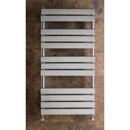 Eastbrook Staverton Tube on Tube 1800mm x 600mm towel rail - Chrome