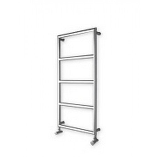 Cotswold stour 690mm x 500mm traditional towel rail - chrome