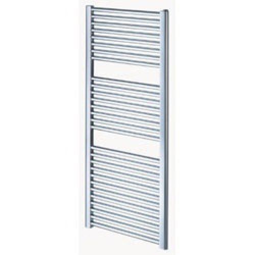 Arley loco 1500mm x 500mm straight heated towel warmer - chrome.