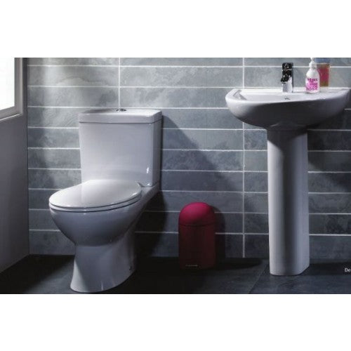 Tavistock Rio 1 Taphole Basin Bathroom Suite