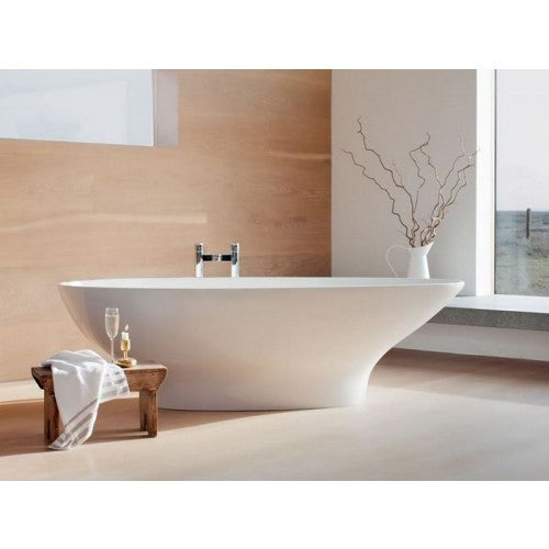 Clearwater Teardrop Large Natural Stone Bath
