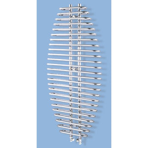 Reina Teano 1300mm x 600mm Chrome Designer Radiator.