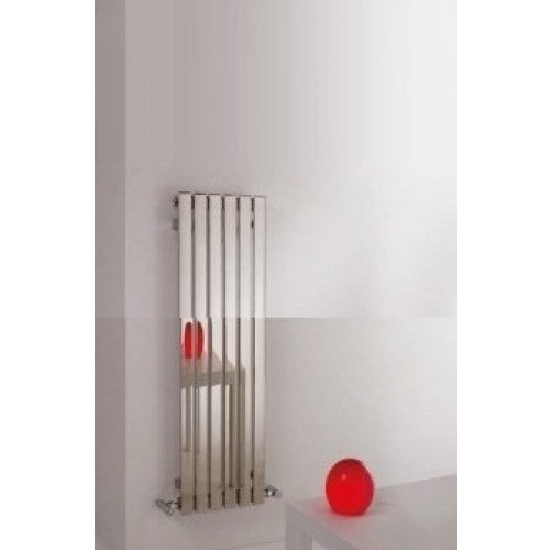 Kartell Florida Vertical Radiator 1200 x 590 Stainless Steel