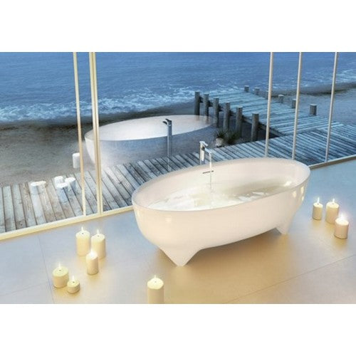 Clearwater Vigore Natural Stone Bath