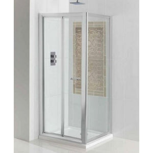 Cotswold vulcan bifold shower door 900mm