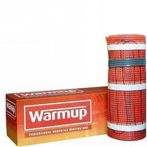 Warmup 200w Underfloor Heating Mat 10 Sq Mtr