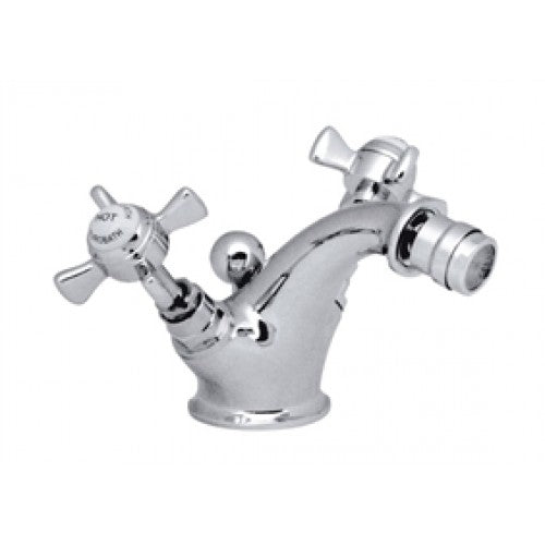 Vado wentworth mono bidet mixer with pop-up waste