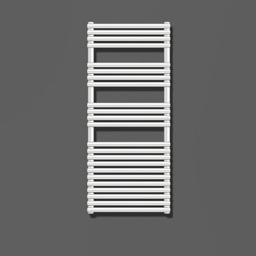 Zehnder Forma fully Electric towel rail 721x596 White