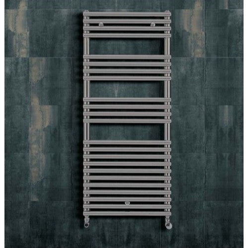 Zehnder Forma fully Electric towel rail 721x596 Chrome