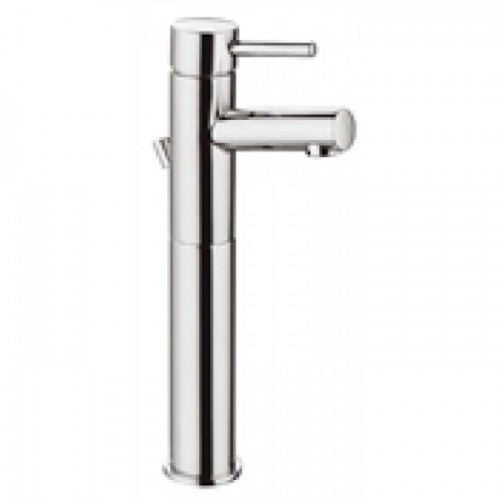 Vado zoo extended single lever mono basin mixer with pop-up waste