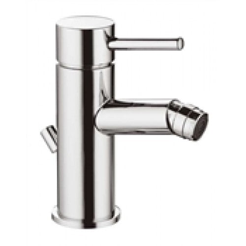 Vado zoo single lever mono bidet mixer with pop-up waste