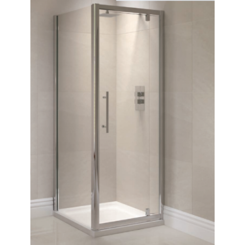 April Prestige Pivot door 900mm
