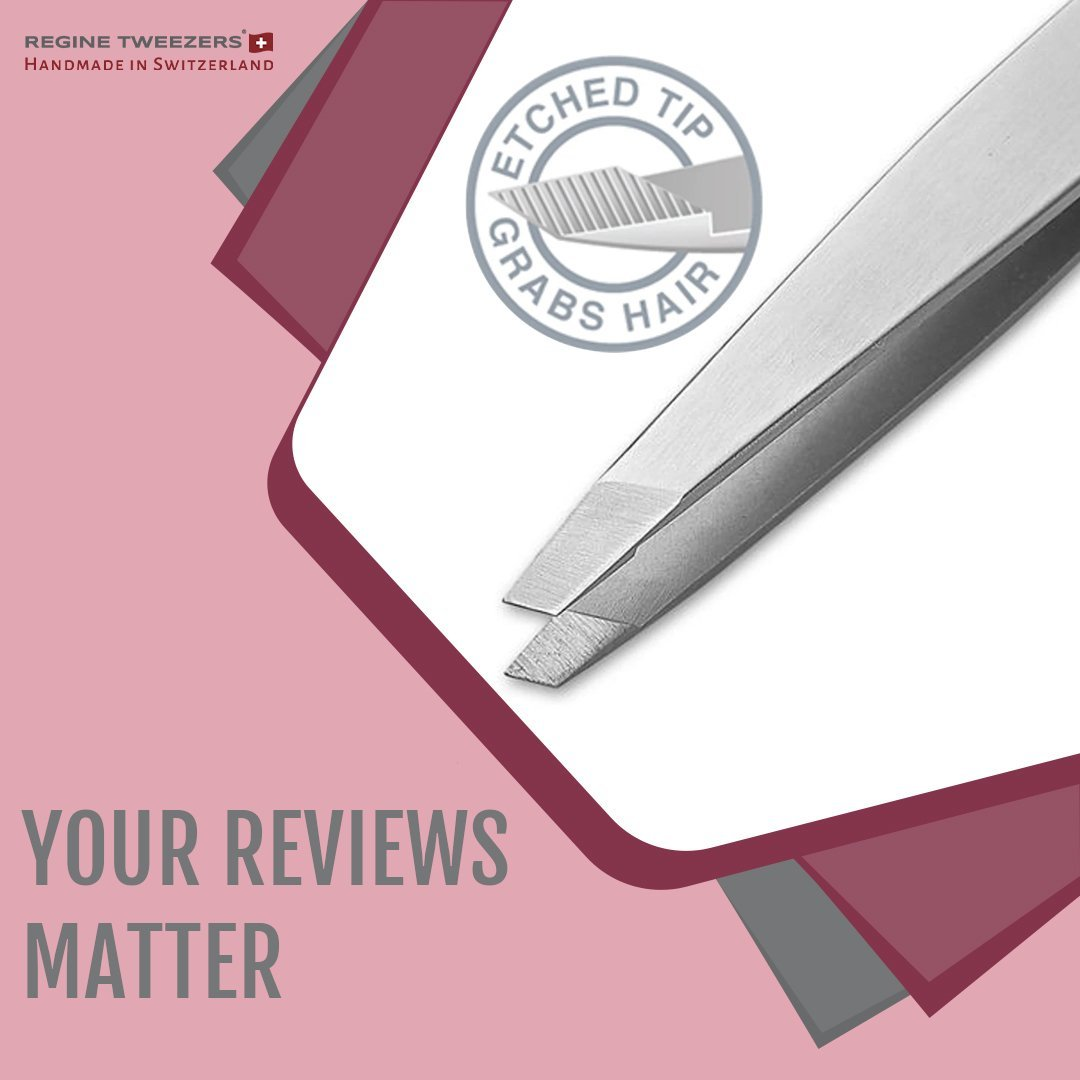 Your Reviews Matter