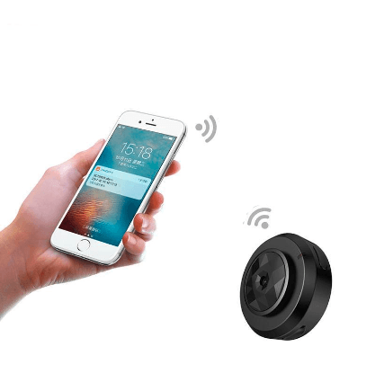 Image of Magnetic Mini Wifi Spy Camera