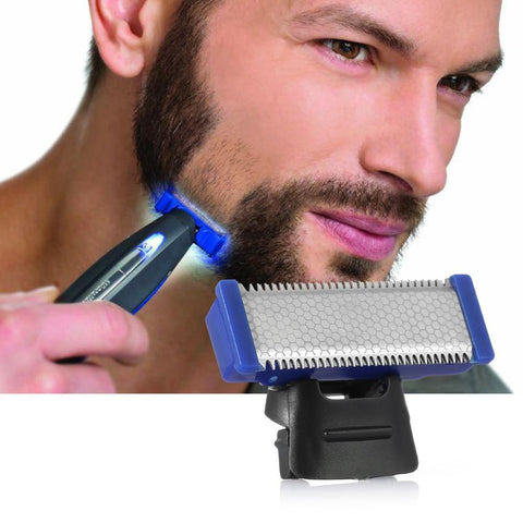 Image of Microtouch Solo Rechargeable Shaver/Trimmer