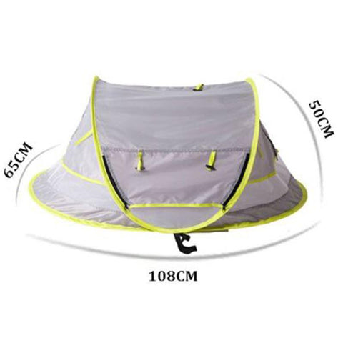 Image of Baby Beach Tent Pop Up UPF 50+ Sun Shelter