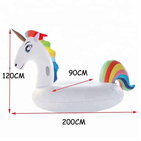 Image of Unicorn Float