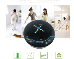 #1 Robotic Vacuum - Pet Hair Robot Vacuum - Auto Robot Cleaner