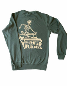 Men's Crew neck jumper - Skeli design