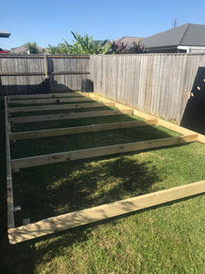 Ramp Platform (to suit 6ft & 4.8m wide)