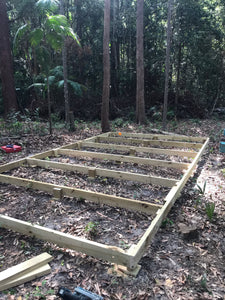 Ramp Platform (to suit 5ft & 2.4m wide)