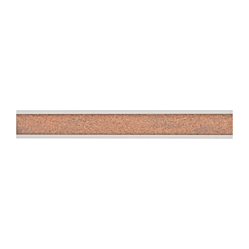 Advantus 8 Foot Map Rail, 1 Inch