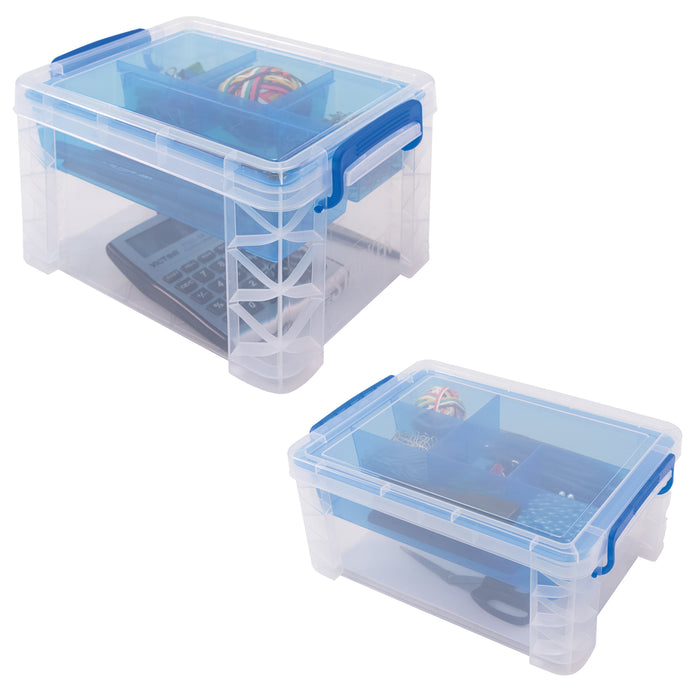 Super Stacker Divided Supply Box