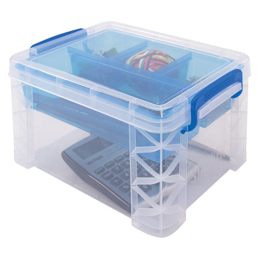 Super Stacker Divided Storage Box