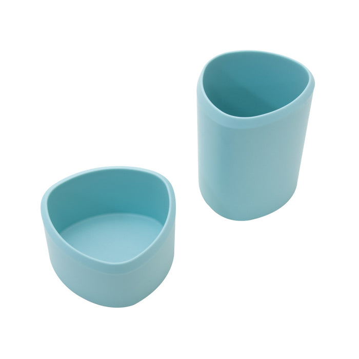 Silhouette Stuff Cups, 2 Pack, Blue