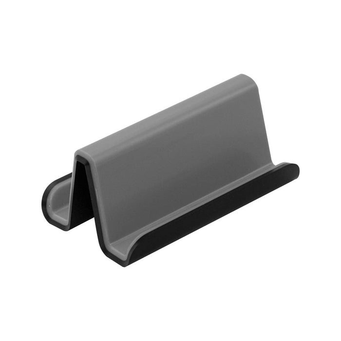 Fusion Business Card Holder, Black/Gray