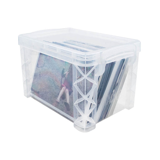 Super Stacker 4x6 Box, Clear