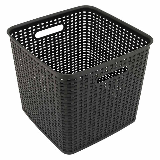 Advantus Extra Large Weave Bin, 2 pack