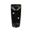 Advantus Wall Mount Metal Coat Hook, Black