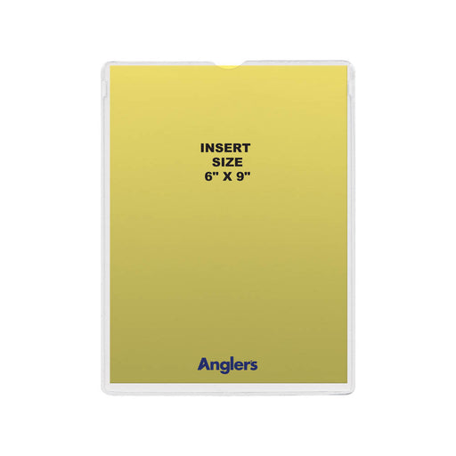 Anglers Sturdi Kleer Envelopes, 6in.x9in, 50/PK