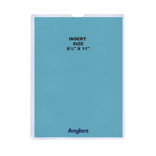 Anglers Sturdi Kleer Self Stick Envelopes, 8½in.x11in, 50/PK